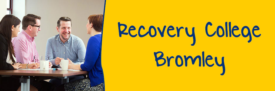 Recovery College banner image