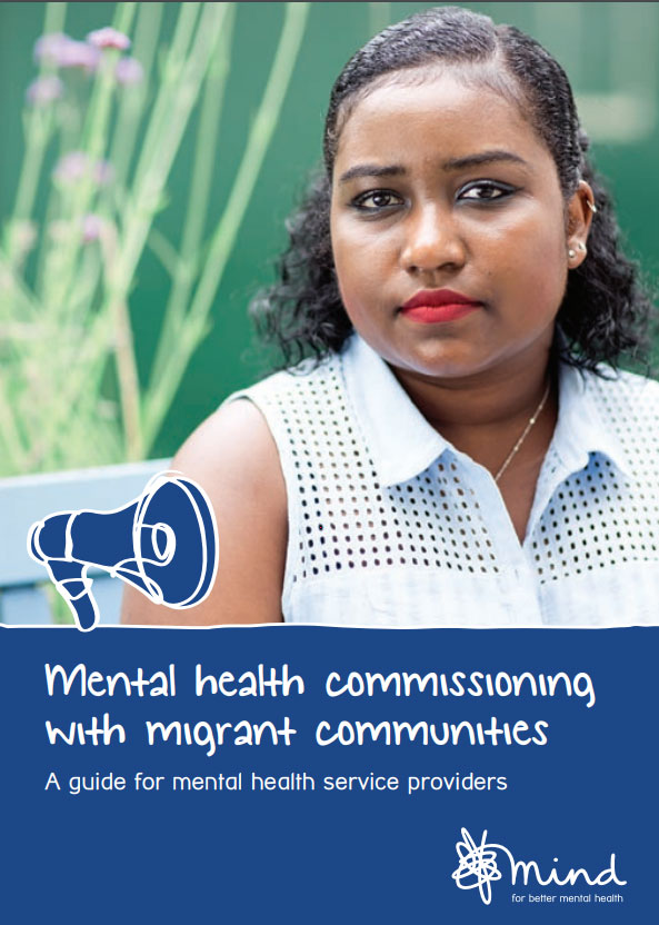 Mind Mental Health Commission with Migrant Communities