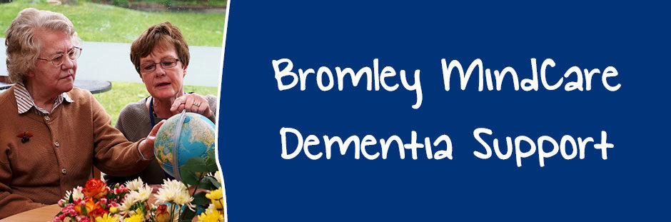 Bromley MindCare Dementia Support