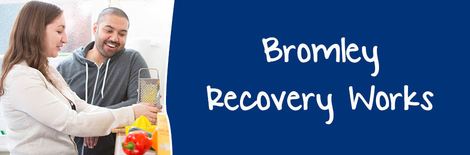 Bromley Recovery Works for mental health