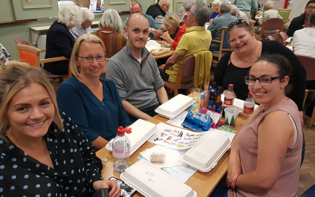 Fundraising Quiz Night May 2018
