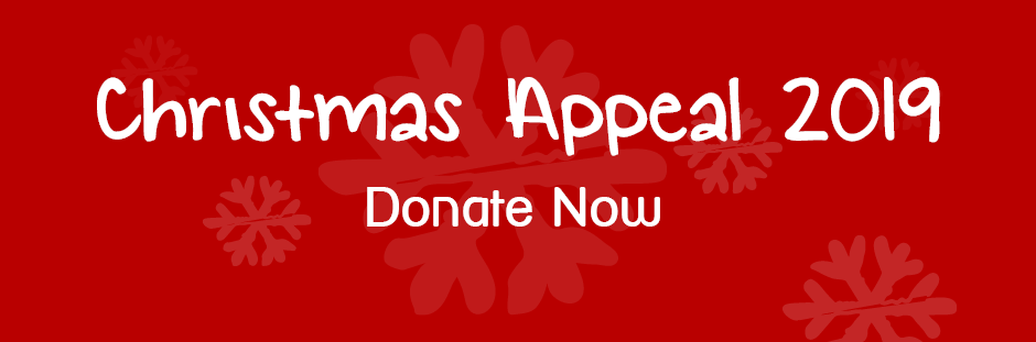 Christmas Appeal 2019 - Donate Now